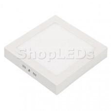 Светильник SP-S225x225-18W Warm White