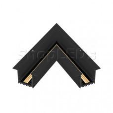 Коннектор угловой MAG-CON-4560-F-V60 (BK) (Arlight, IP20 Металл, 3 года)