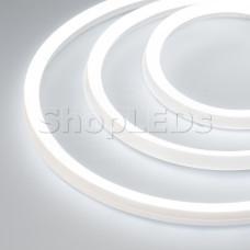 Гибкий неон ARL-MOONLIGHT-1515-3D 24V White
