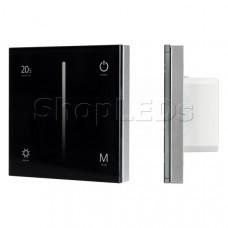 Панель Sens SMART-P40-DIM Black (100-240V, 1.2A, TRIAC)