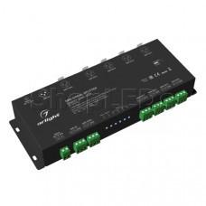 DMX-сплиттер SMART-DMX-4CH (12-36V, XLR3)