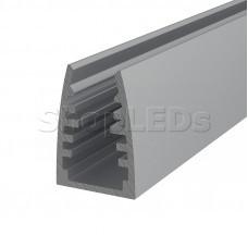 Профиль для стекла алюминиевый 1813-2 2 м REXANT