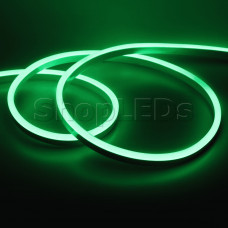 Гибкий неон SL SMD2835, 120led/m, 12V, 8х16мм (зеленый)