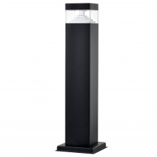 377907 (IVY-858PSH0.45) Светильник RAGGIO LED 6W 300LM черный 4000K IP55 (в комплекте)