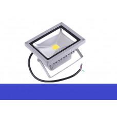 Светодиодный прожектор 10W IP65 220V Blue
