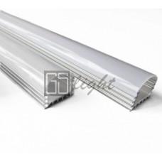 Накладной алюминиевый профиль AN-P31552